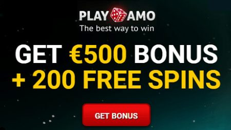 PlayAmo Casino Bonuses