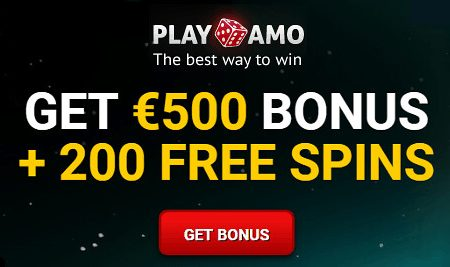 PlayAmo Casino Bonuses