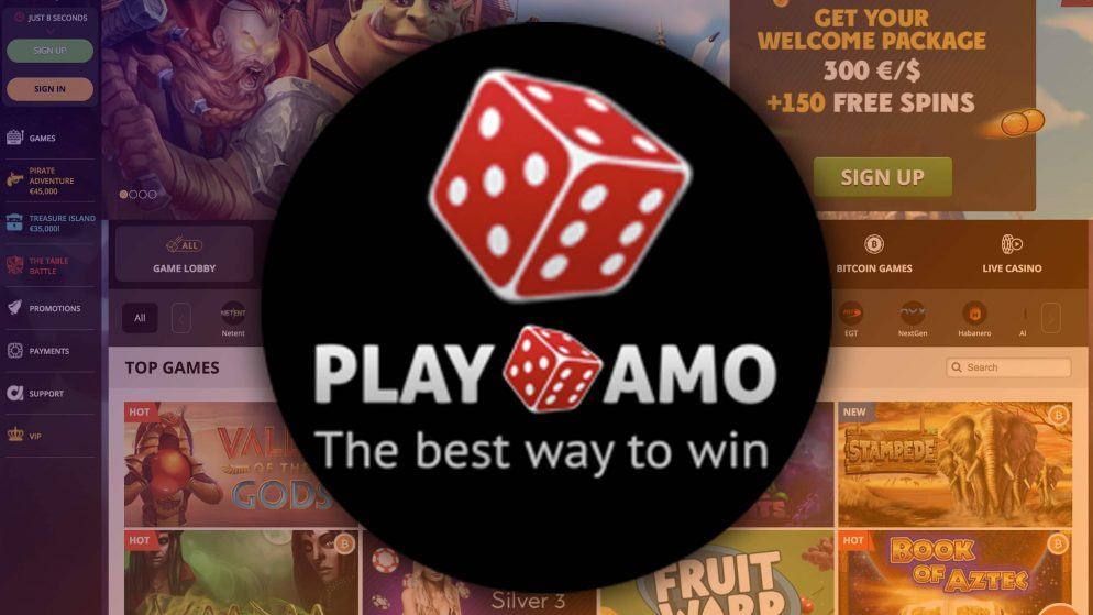 PlayAmo Casino Promotions